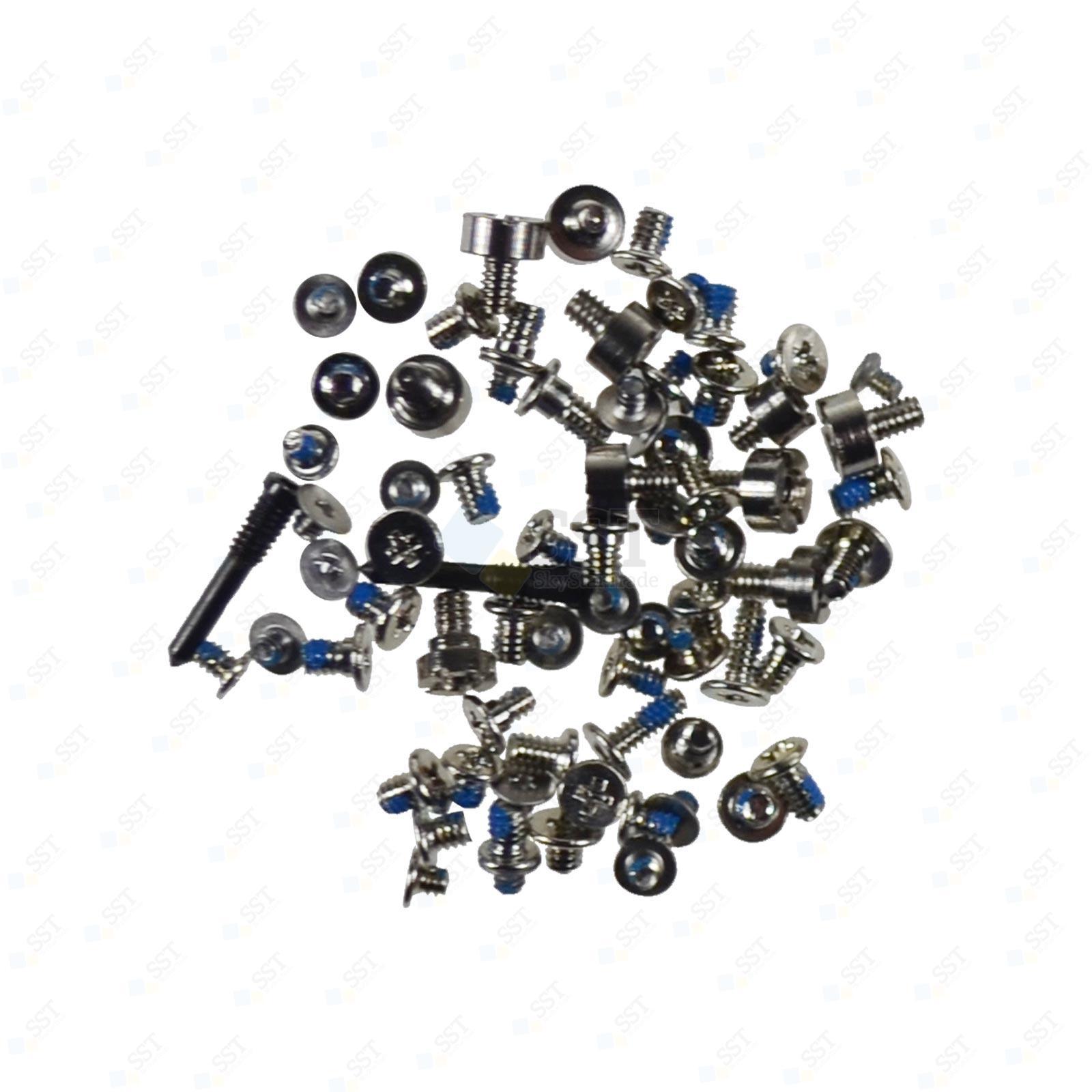 iPhone XR A1984 A2105 A2106 A2107 A2108 Screw, Black, Full Set
