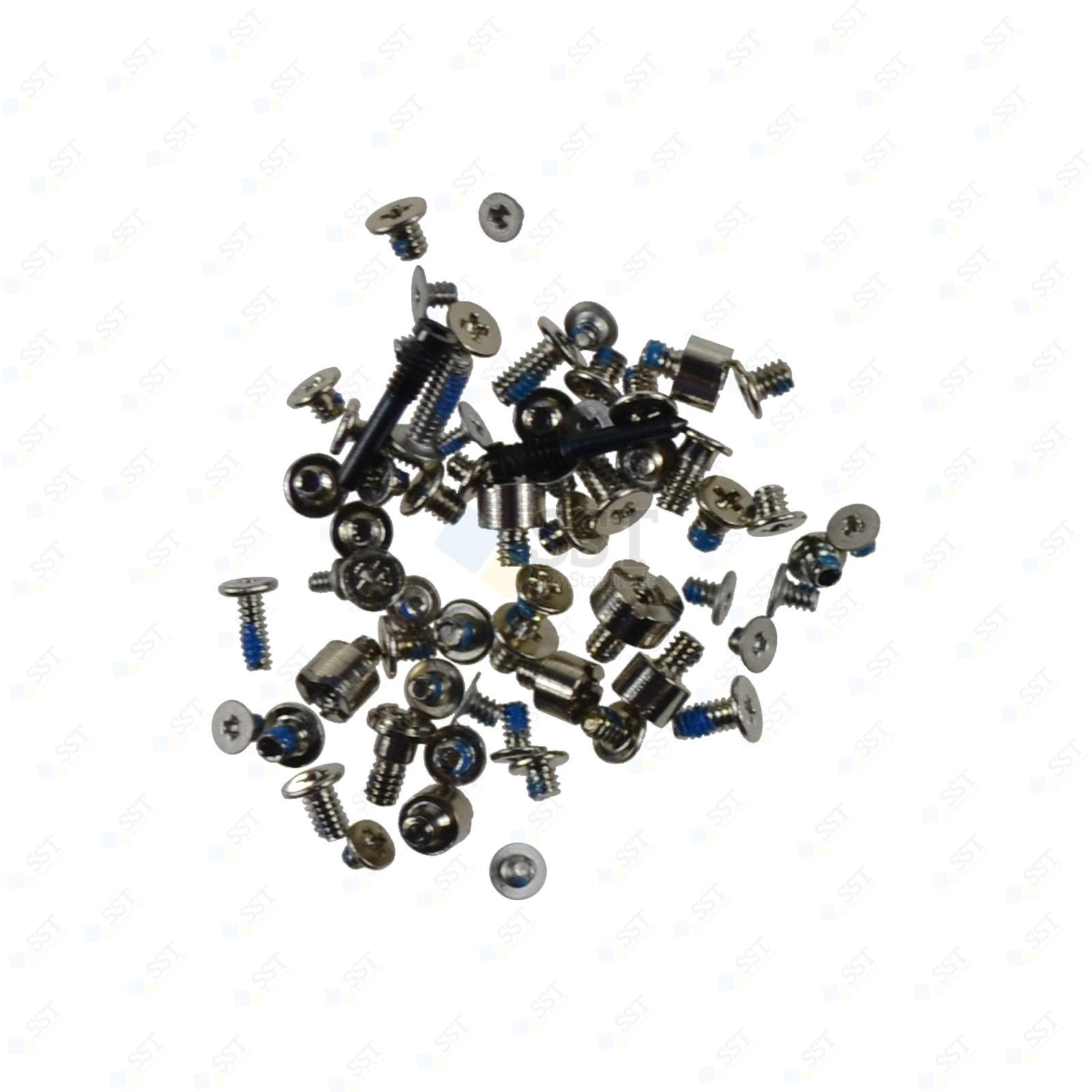 iPhone XS Max A1921 A2101 A2102 A2103 A2104 Screw, Black, Full Set