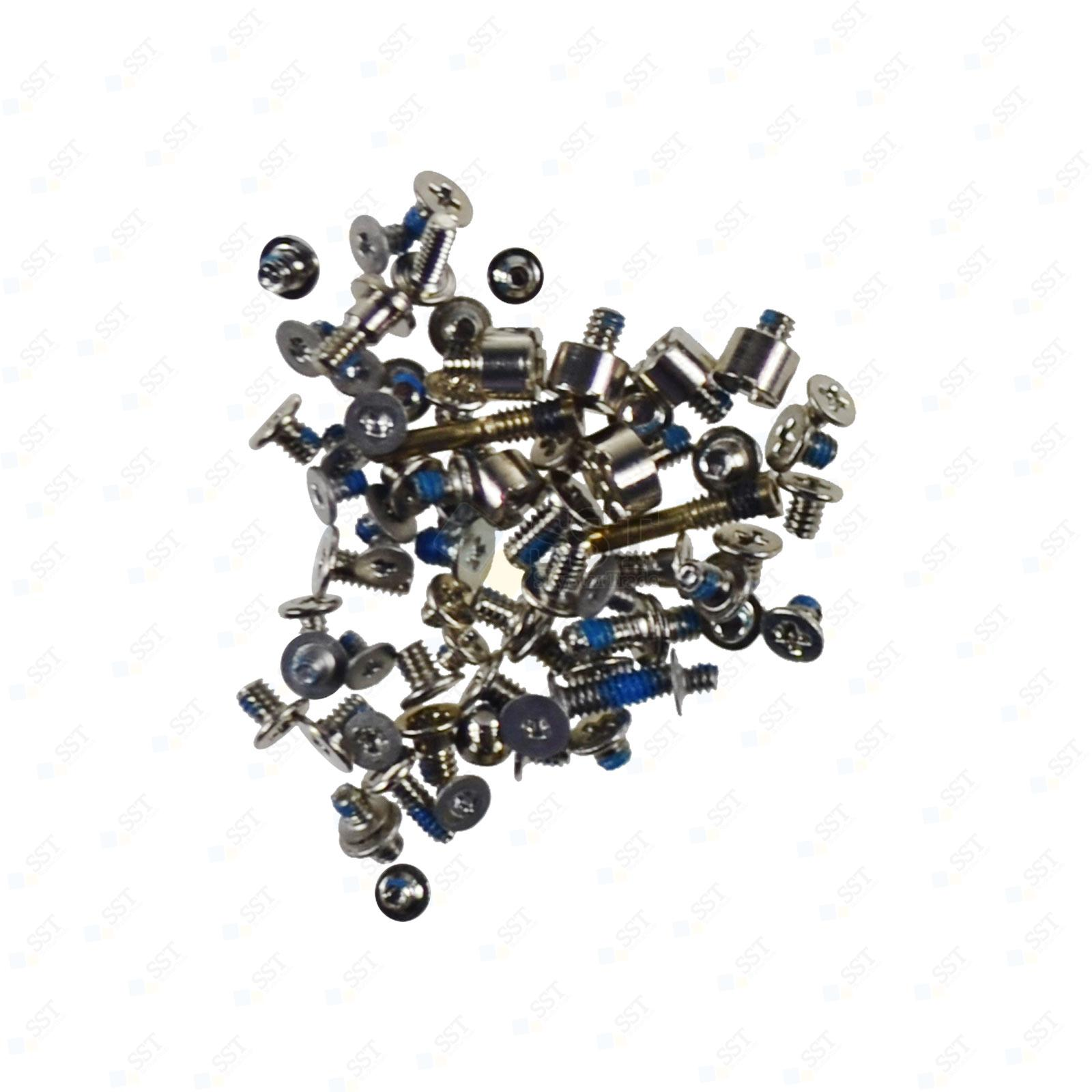 iPhone XS Max A1921 A2101 A2102 A2103 A2104 Screw, Gold, Full Set