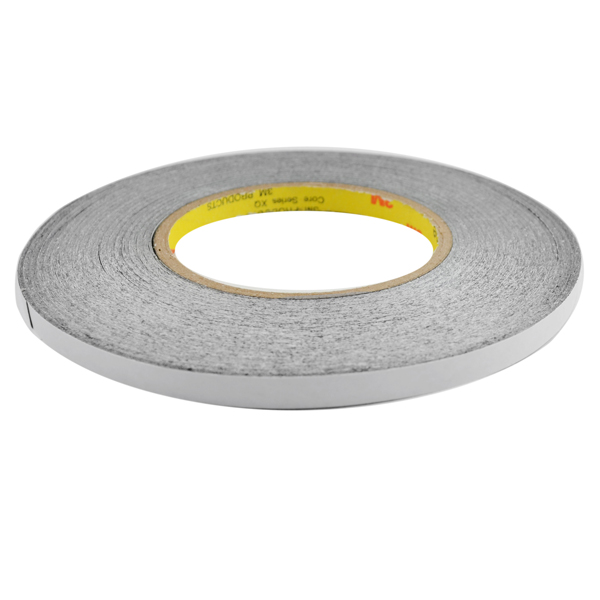 Phone LCD Screen Front Glass Lens and Housing Frame Repair Double Sided Adhesive Tape, 8MM Wide