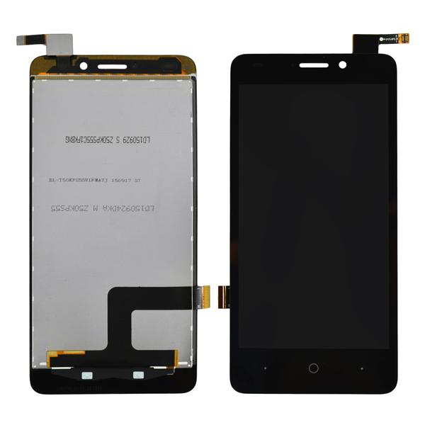 ZTE Prestige N9132 LCD Screen Digitizer, Black
