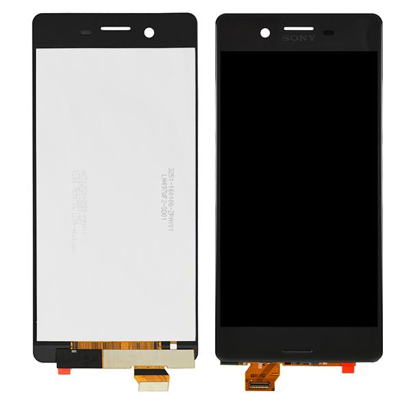 Sony Xperia X Performance 502SO F8131 SO-04H F8132, WiMAX 2+ SOV33 LCD Screen Digitizer, Black