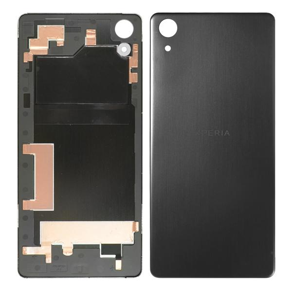 Sony Xperia X Performance 502SO F8131 SO-04H F8132, WiMAX 2+ SOV33 Back Cover Battery Door, Graphite Black