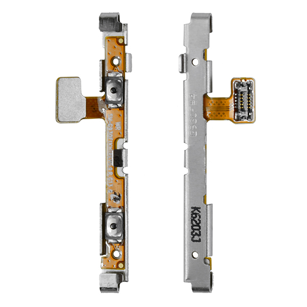 Samsung Galaxy S7 G930 G930F G930A G930V G930P G930T G930R4 G930W8 Flex Cable Ribbon with Volume Button Connector