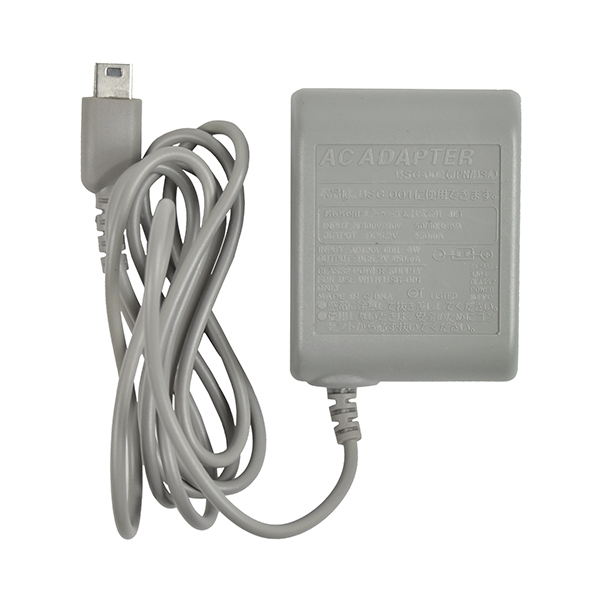 Nintendo DS Lite NDSL DSL AC Power Adapter Wall Home Charger