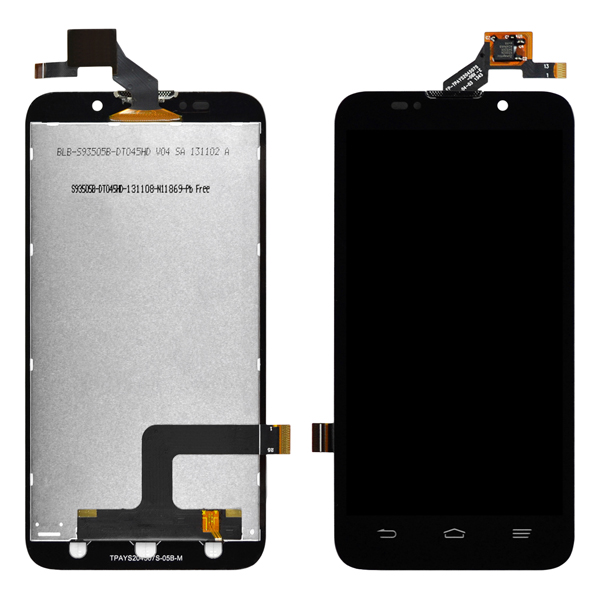 ZTE Boost Warp 4G N9510 LCD Screen Digitizer