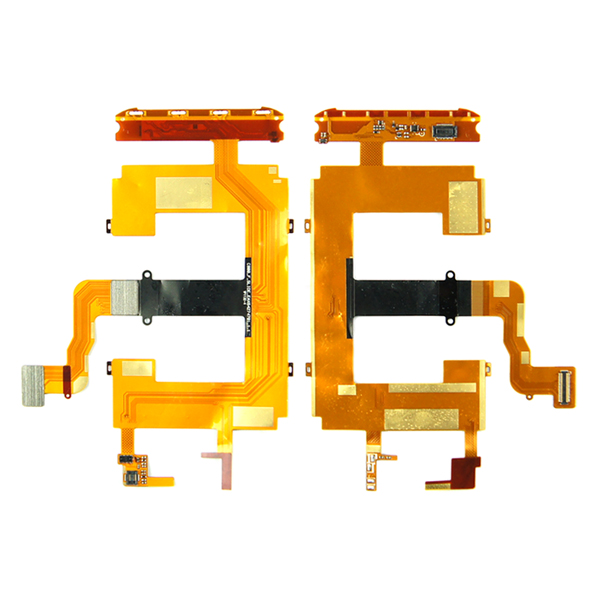 LG T-Mobile myTouch Q C800, Eclypse C800g Slide Flex Cable Ribbon, Ver 1.1
