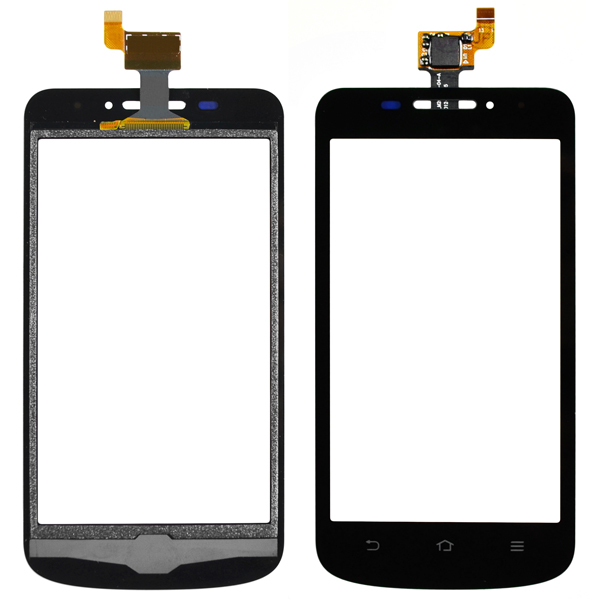 ZTE Avid 4G N9120 Digitizer Touch, Black, for Metro PCS
