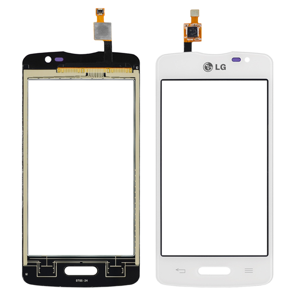 LG L50 D213 D227 Digitizer Touch, White