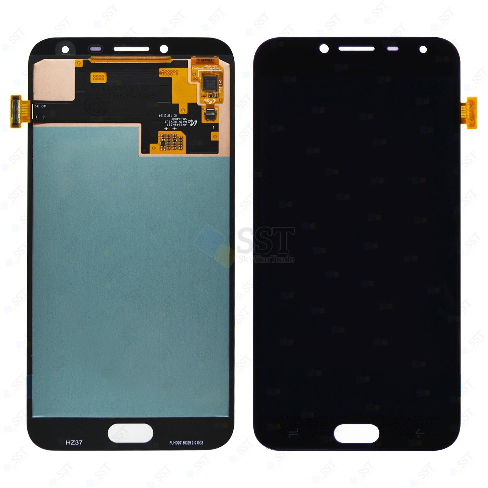 Samsung Galaxy J4 2018 J400F/DS J400G J400G/DS J400M J400M/DS LCD Screen Digitizer, Black