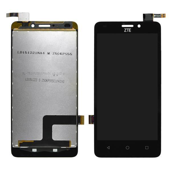 ZTE Maven 2 Z831 LCD Screen Digitizer, Black