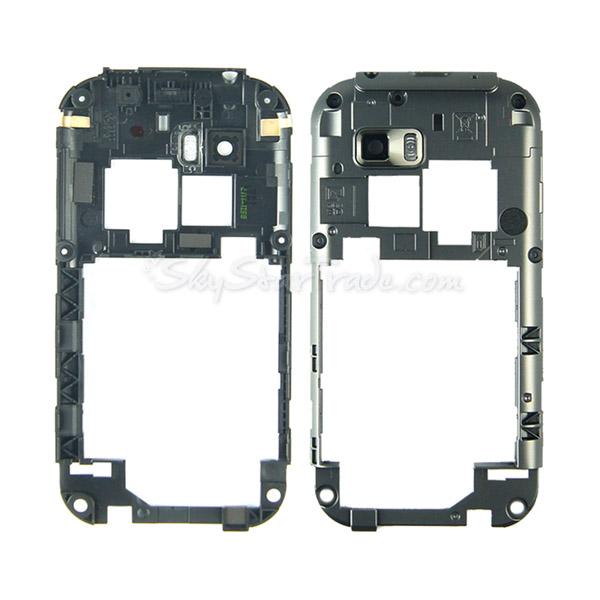LG T-Mobile myTouch Q C800, Eclypse C800g Backplate Rear Housing, Grey