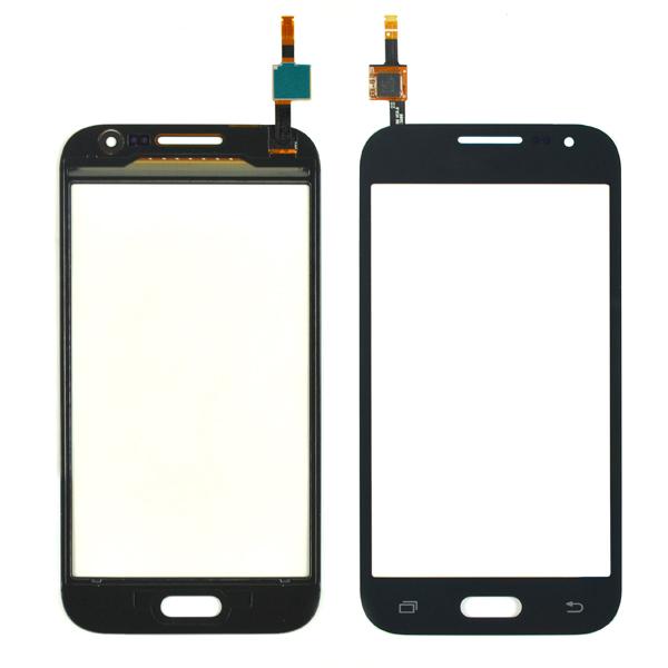 Samsung Galaxy Core Prime G3606 G3608 G3609 G360AZ G360FY G360T1 G360V G360GY G360M G360F G360H G360G, Galaxy Prevail G360P, Galaxy Win 2 G360BT Digitizer Touch, Black