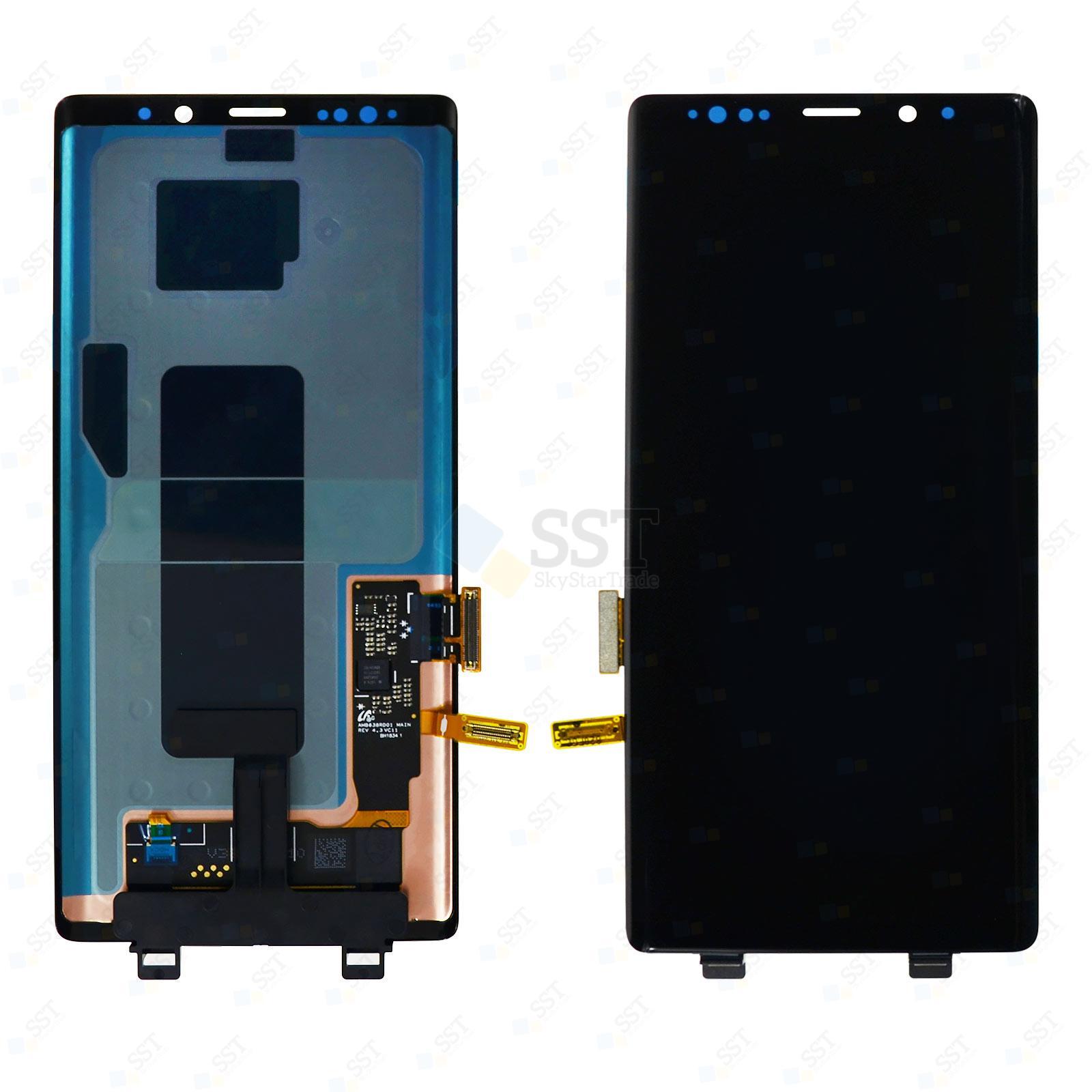 Samsung Galaxy Note 9 N960 N9600 N960D N960F N960F/DS N960J N960N N960U LCD Screen Digitizer, Black