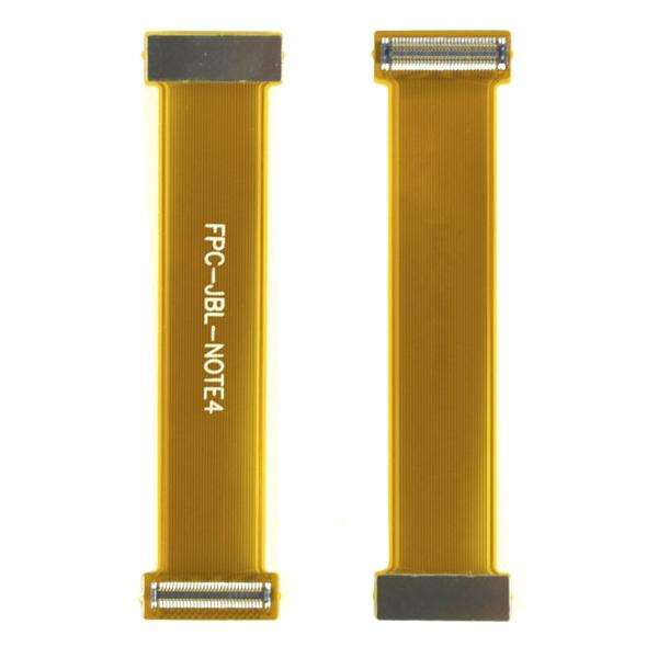 Samsung Galaxy Note 4 N910M N910F N910S N910C N910A N910V N910P N910R N910T N910W8, S6 G920F G920A G920V G920P G920T G920R4, S7 G930 G930F G930A G930V G930P G930T G930R4 G930W8 Motherboard to LCD and Digitizer Extension Testing Flex Cable Ribbon