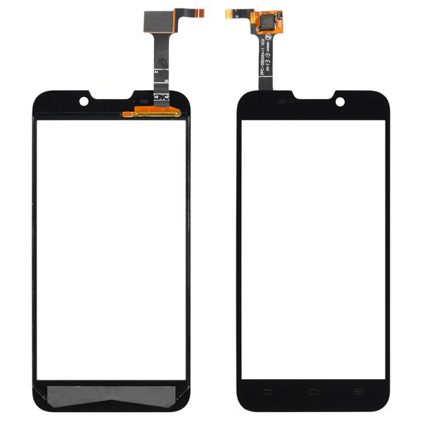 ZTE Sprint Vital N9810 , Virgin Mobile Supreme Digitizer Touch, Black
