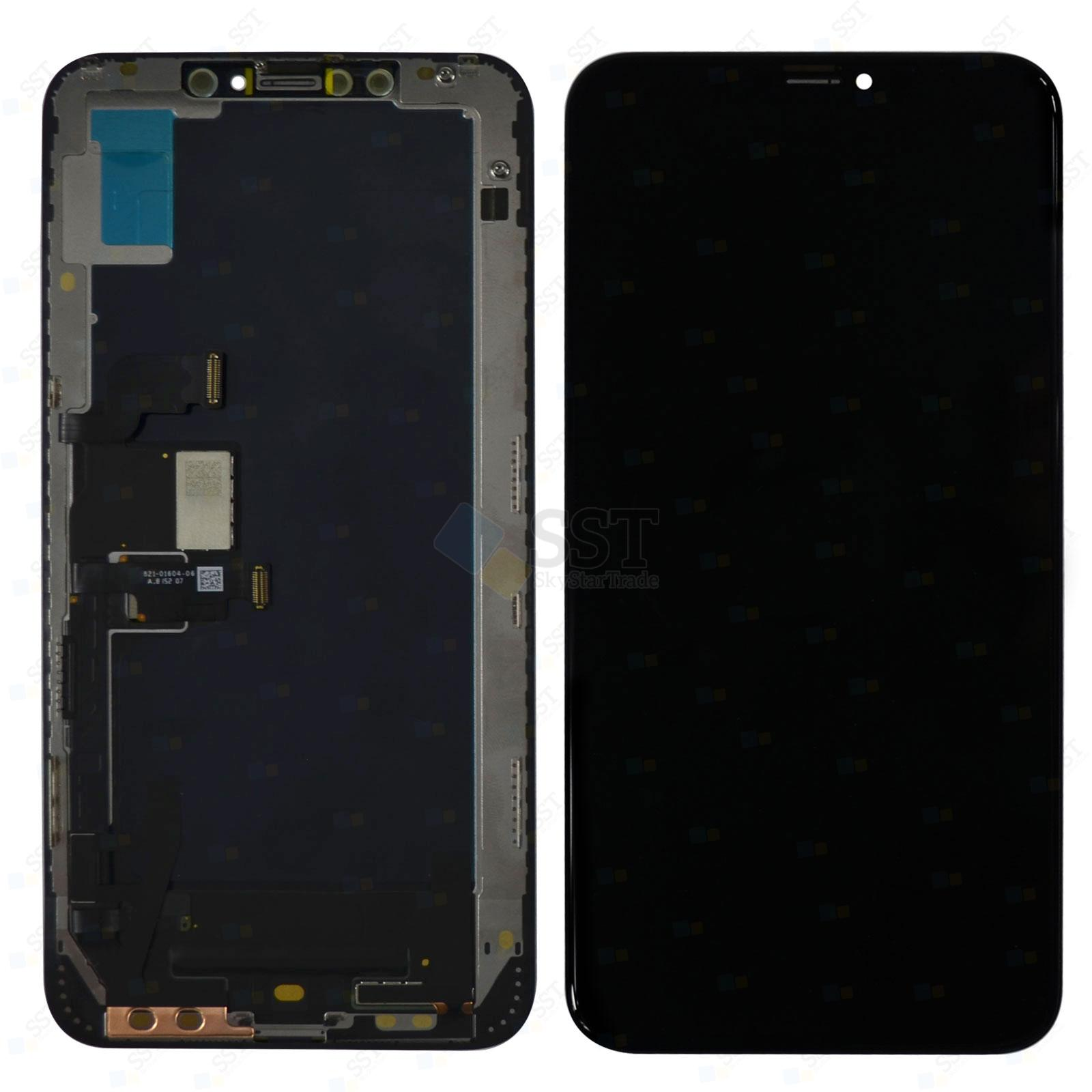 iPhone XS Max A1921 A2101 A2102 A2103 A2104 LCD Screen Digitizer, Black