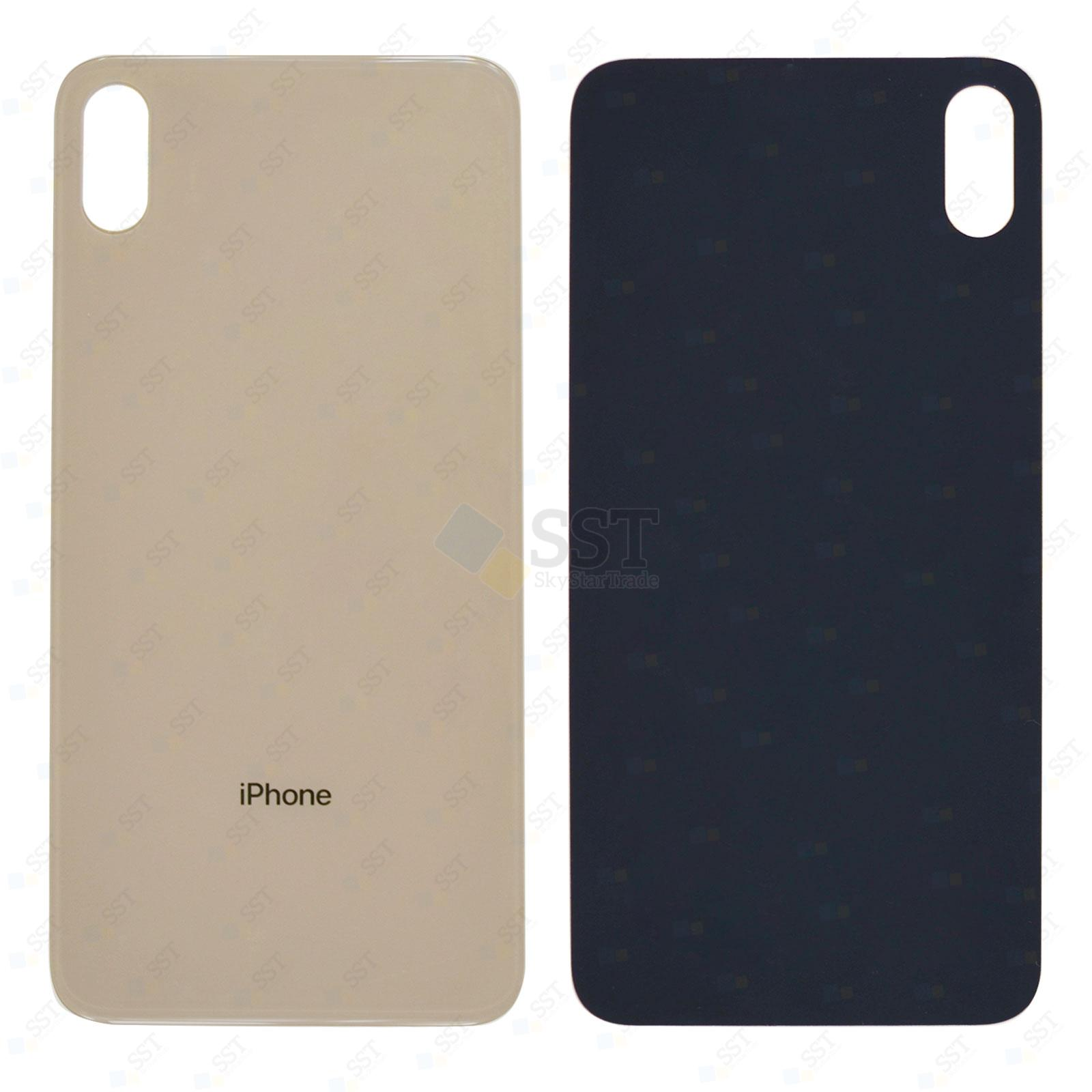 iPhone XS Max A1921 A2101 A2102 A2103 A2104 Back Cover Battery Door, Gold
