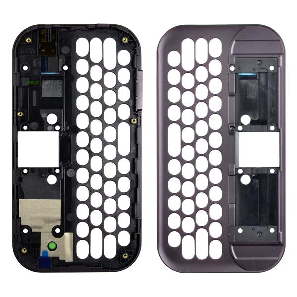 LG T-Mobile myTouch Q C800, Eclypse C800g C Cover Housing Frame, Purple