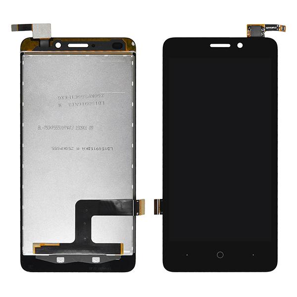 ZTE Avid Plus Z828 LCD Screen Digitizer, Black